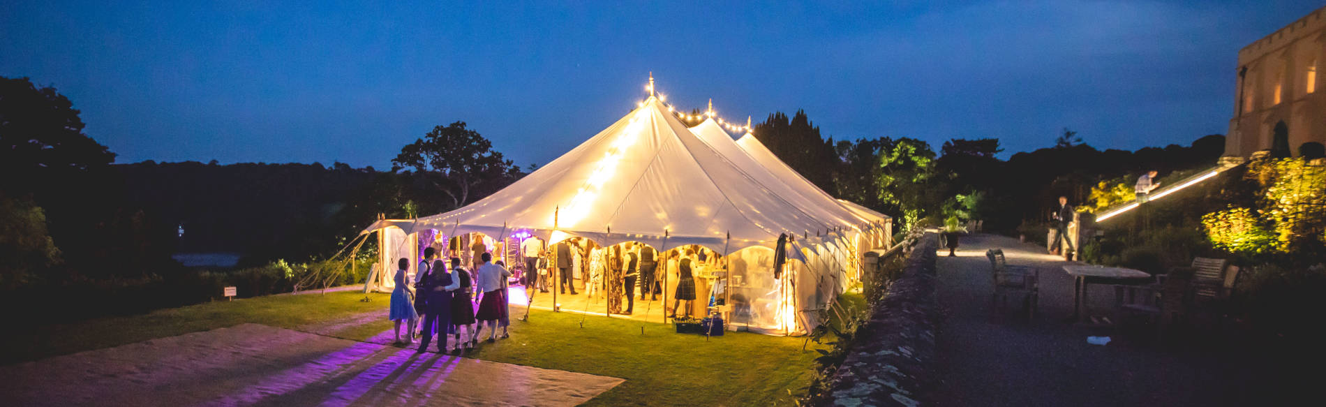 Event and marquee lighting