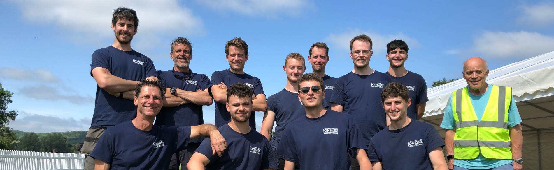 One Six Events Team 2019