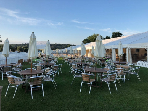 Henley exterior garden marquee outdoor furniture