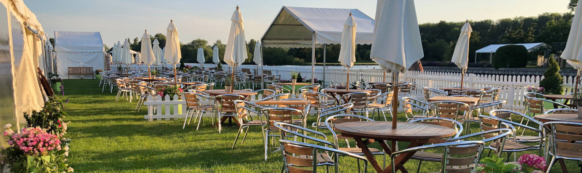 Marquees for Corporate Events
