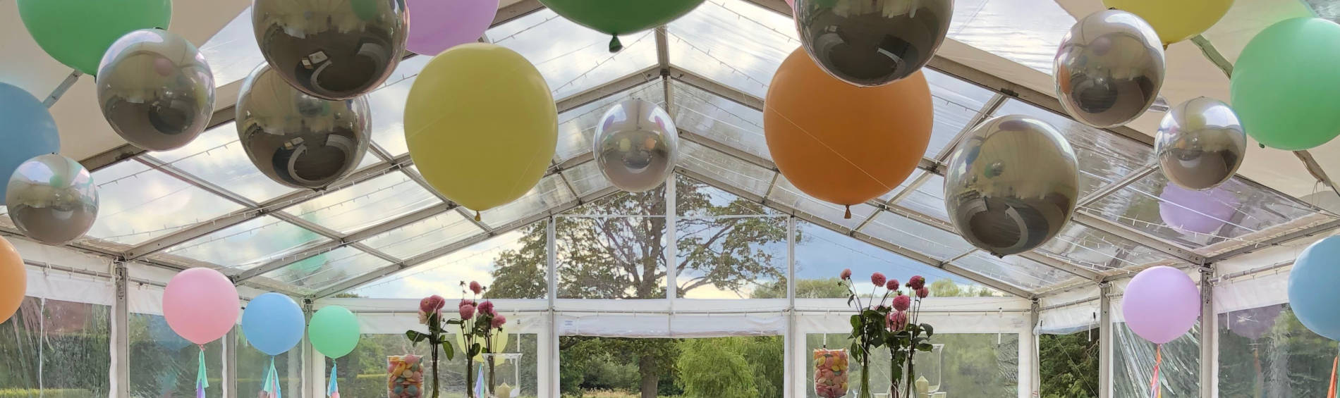 Create your dream party marquee