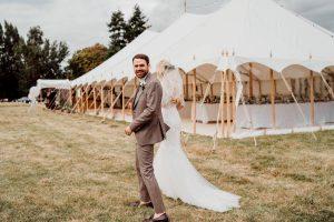 Marquee wedding Hampshire