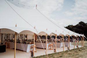 Wedding marquee hire Hampshire